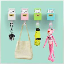 Cat Coat Hooks Wall Hanger For Bathroom Kitchen Key Hook Hanging Decorations