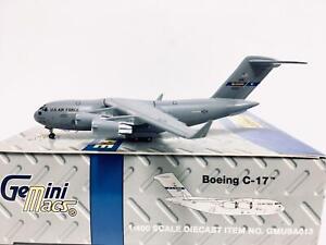 GeminiMacs 1:400 US Air Force BOEING C-17 33125 GMUSA013