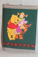 New With Tag Winnie The Pooh Kids Trifold Coin Wallet