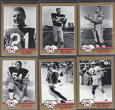 1994 Jogo CFL HALL OF FAME #25D TOM WILKINSON ESKIMOS