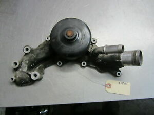 37R005 Water Coolant Pump 2011 Chrysler  200 3.6 05184498AI