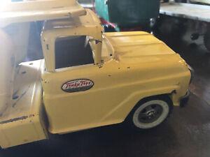 tonka trucks vintage used Car Hauler Toy