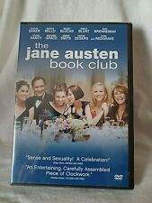 The Jane Austen Book Club (DVD) Emily Blunt Jimmy Smits  and more Brand New
