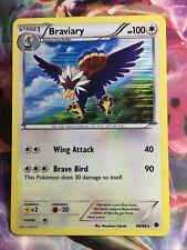 Pokemon Card TCG Braviary HOLO RARE Black And White Emerging Powers