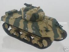 World War II Sherman M4A3 105 MM Tank Diecast Matchbox