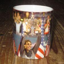 Rafael Rafa NADAL US Open Winner 2010 Trophy MUG