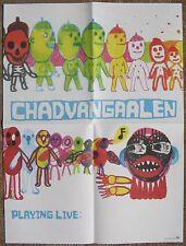 Chad VanGaalen Tour & Soft Airplane Poster 18x24