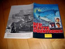 NFK 276 Der letzte Countdown  KIRK DOUGLAS