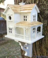 Prairie Farmhouse Bird House by Home Bazaar