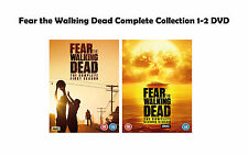 Fear the Walking Dead Complete Collection 1-2 DVD All Season 1 2 UK Release NEW