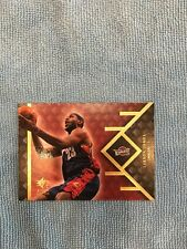 2007-08 SP Rookie Edition #9 Lebron James Cleveland Cavaliers Basketball Card