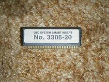 OTC 3306-20 Genisys Mentor Determinator Tech/Force Smart Insert J1962 OBDII OBD2