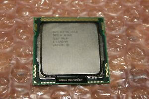 Intel Xeon X3440 SLBLF 2.53GHZ LGA 1156  CPU FREE SHIP USA SELLER GENUINE INTEL!