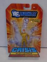 DC Universe: Crisis Alex Luthor Action Figure (2008) DC Mattel New Series 1