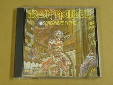 CD / IRON MAIDEN – SOMEWHERE IN TIME
