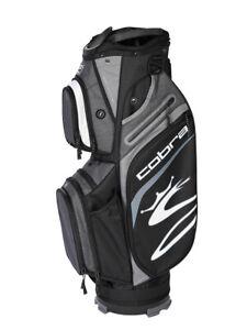 Cobra Ultralight 20 Golf Cart Bag - Black | GolfBox