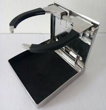 Stainless Steel Folding Adjustable Cup Drink Holder for Marine Boat RV Camper