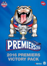 AFL 2016 Premiers Victory Pack Western Bulldogs (DVD, 5-Disc Set, R4) Final NEW