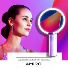 Automatic Sensing Amiro 8 inch Smart Side Makeup Mirror Bathroom Mirror With LED