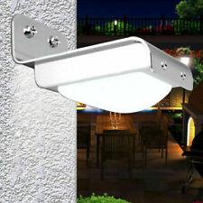 16 LED Solar Power Motion Sensor Garden Security Lamp Light Outdoor Waterproof