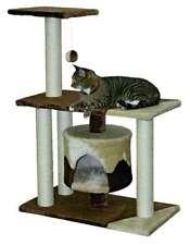 Katzen Kratzbaum Kletterbaum Katzenhöhle Katzenspielzeug Katzenbaum Jade Pro