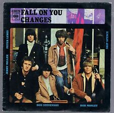 "MOBY GRAPE FALL ON YUO / CHANGES  7"" 45 GIRI"