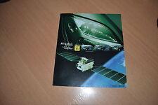 DEPLIANT Renault Scénic Latitue Carminat de 2001