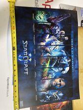 Starcraft 2 Voices Of Starcraft Poster