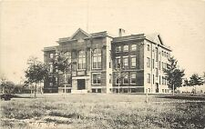 c1905 Lithograph Postcard; High School, Turners Falls Ma, Franklin Co. Unposted