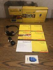 Rosetta Stone Chinese Mandarin Level 1, 2 & 3 Set W/ Headset Used