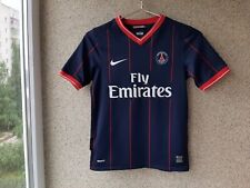 Paris Saint-Germain Home Football Shirt 2009/2010 Jersey KIDS M Growth 152