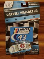 2018 Wave 9 Darrell Bubba Wallace Jr. Racing Experience 1:64 NASCAR Authentics