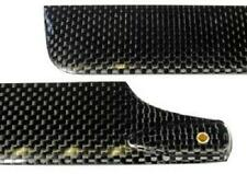 6600445 JP Helicopter Spares Twister 3D Carbon Main Rotor Blades (Option) Pair
