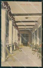 Torino Ala di Stura Grand Hotel Veranda cartolina RB5656