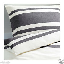 Ikea King Bjornloka Duvet Cover Pillowcase BJÖRNLOKA Bed Set 402.409.46