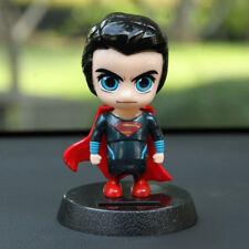 1pcs Dashboard Doll Nod Superman Bobblehead Toy Car Ornaments Auto Decorations