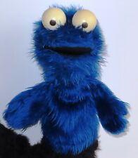 Vicma Sesame Street Hand Puppet COOKIE MONSTER Ábrete Sésamo 1976 VERY RARE!