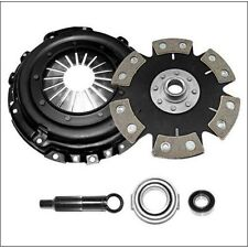 Competition Clutch 8037-0620 Stage 4 Unsprung 6 Puck Acura RSX/Civic K20 6spd