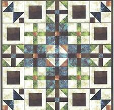Checkerboard Quilt or wall hanging quilt pattern by Trillium Ridge Patterns