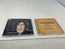 2 Cds Running Back To You, The Anatomy Of Broken - Audio CD By Chris Sligh