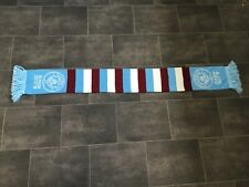 MANCHESTER CITY FOOTBALL SCARF - SEASON 2017/18