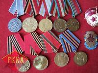 11x gran colección medalla soviéticas Lenin Ejército Rojo comunismo orden URSS