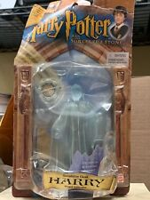 Harry Potter And The Sorcerer's Stone Invisibility Cloak Figure 2001 Mattel