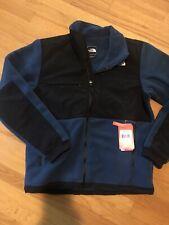 The North Face Mens Denali 2 Jacket Size Medium Shady Blue