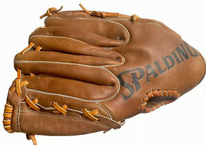 Spalding Model 42-9622 Baseball Glove Nolan Ryan Advisory Staff LHT 13 Inches