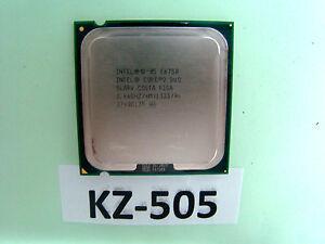 Intel Core 2 Duo E6750 SLA9v Costa Rica 2,33GHZ/4M/1333/06 #KZ-505