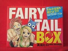 FAIRY TAIL BOX special edition / MASHIMA Hiro