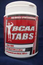 Pro Muscle BCAA Tabs 180 Stück - 0.405 kg