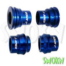 Apico Spurverbreiterung Husqvarna TE 125 250 300 FE 350 450 16-19 blau vorne &