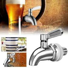 Faucet Drink Dispenser Valve Coffee Stainless Steel Barrel Wine High Tap C1A5